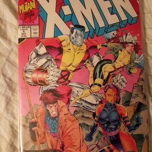 XMEN 1ST ISSUE A LEGENDS REBORN #1 OCT. 1